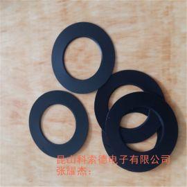 深圳绝缘PC垫片、黑色PC麦拉片、PVC螺丝垫片