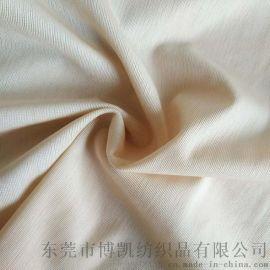 厂家直销提花滑平网布 睡衣塑身衣弹力面料