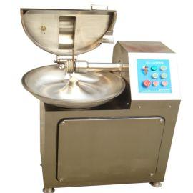 桂花肠高速斩拌机 不锈钢材质斩拌机