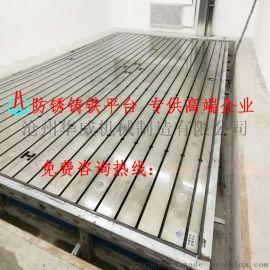 铸铁防锈平台生产厂家专业生产防锈平板已申请防锈专利