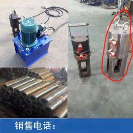 钢筋冷挤压连接套筒江西钢筋挤压机使用方法