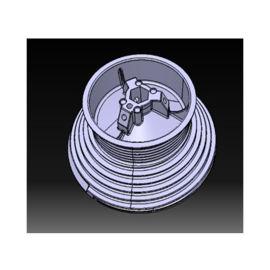武漢三維掃描抄數設計_3D建模逆向設計服務
