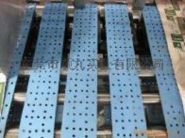 东莞顺九机械全自动裱纸机打孔皮带