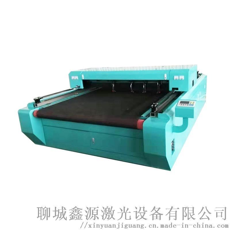 1625型服裝布料裁剪加工設備自動裁剪機鐳射切割機