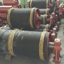 500铸胶滚筒 胶带机滚筒 主传动铸胶滚筒