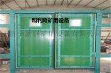 和利隆矿用竹胶板无压风门的功能和用途