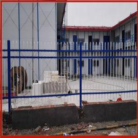聊城锌钢护栏 锌钢网片护栏 双边丝围栏网