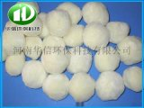 厂家直销优质过滤除油纤维球滤料高效过滤除杂质纤维球