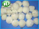 廠家直銷優質過濾除油纖維球濾料高效過濾除雜質纖維球