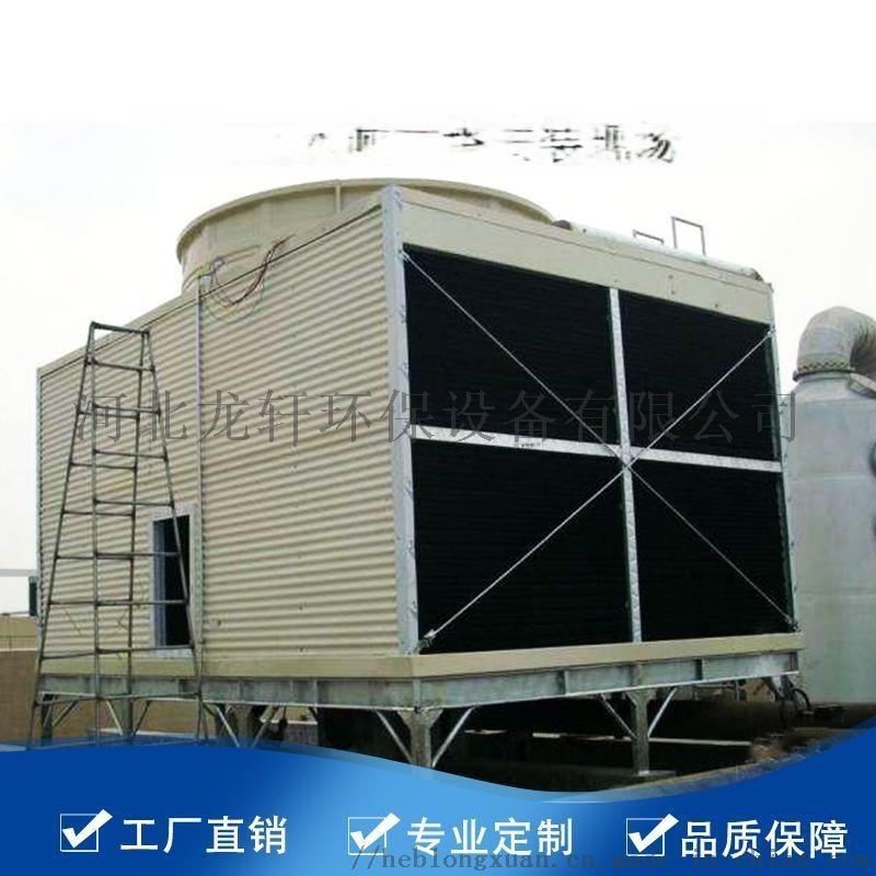 上海方形逆流式玻璃钢冷却塔、DFNGP-1050方形逆流式玻璃钢冷却塔