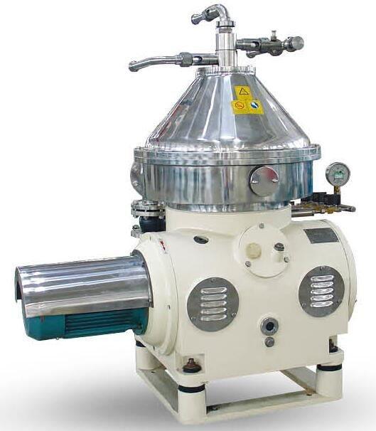 DHZ自动排渣碟式分离机