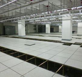 静电地板哪里卖,西安厂家直销机房活动地板,抗静电地板价钱