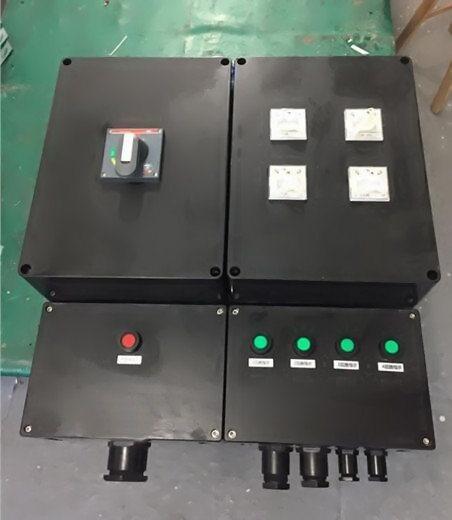 室外防雨型BXM(D)8050防爆防腐照明配电箱