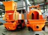 全液壓攪拌泵送一體機 攪拌車載泵 小型攪拌泵車價格優惠
