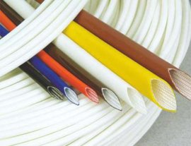 供应绝缘套管(热缩管,纤维管)