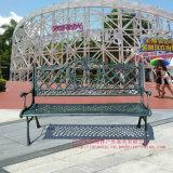 供应铸铁公园椅 全铁凤凰椅 户外休闲长椅