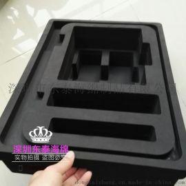 厂家供应eva固定产品包装盒内衬雕刻一体成型泡棉内托