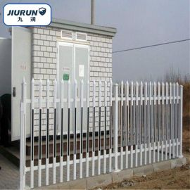pvc草坪护栏 小区庭院pvc塑钢护栏 园艺围栏网