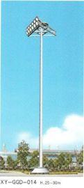 成都高杆燈廠家球場高杆燈20米1000W