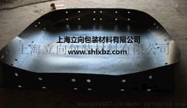 低價供應物流塑料滑託板HDPE材質防潮環保塑料滑托盤 可定製
