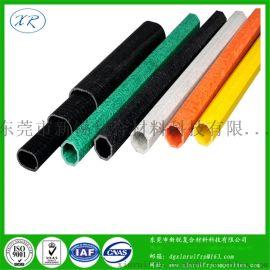 玻璃纤维管防腐抗老化管定做 空心玻璃纤维管