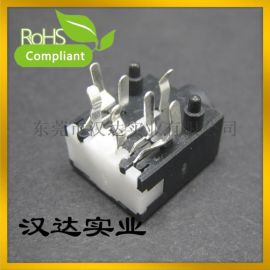 3.5耳机插座 音频插座 PJ-315-7P 立式插座