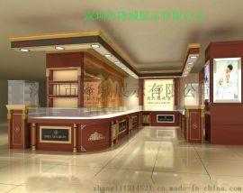 珠宝展示柜、珠宝展柜设计制作、展柜尺寸可订制