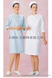 医护服装 白大褂 护士服 工作服 定制