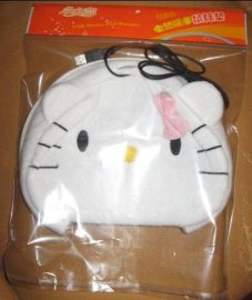 USB暖手鼠标垫 -01