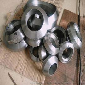 承插支管台,316L不锈钢支管台,螺纹管箍锻三通