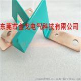 鍍鎳銅排 載流量大紫銅母排環氧樹脂塗層銅排