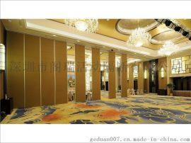 惠州餐廳隔斷牆 移動推拉隔斷 專業廠家定製