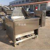 花生米油炸线 国际油炸工艺 鱼豆腐油炸锅厂家