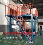 新疆乌鲁木齐瑞杉科技供应10吨聚羧酸常温生产设备、减水剂生产设备