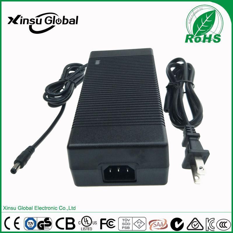 12V8A电源 xinsuglobal 澳规RCM SAA C-Tick认证 XSG1208000 12V8A电源适配器