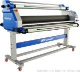 1600-X全自动无底纸覆膜机 气动覆膜机