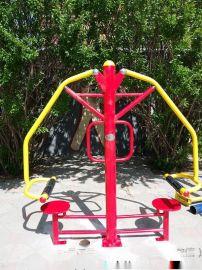 小区健身路径价格 双棍式摩背器图片 户外健身路径厂家 河北利伟体育