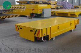 新型蓄电瓶平板搬运车 厂区物料运载车现货供应
