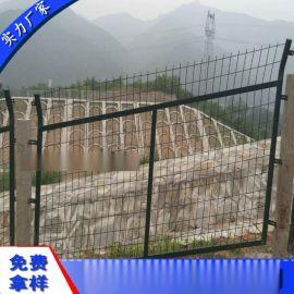 热镀锌钢丝网 梅州铁路沿线防护栅栏 河源铁路隔离栅