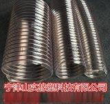 聚氨酯PU钢丝管吸尘排气钢丝管