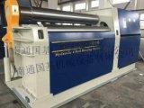 全自动数控四辊卷板机  国基机械 生产厂家