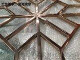 不锈钢屏风玫瑰金酒店隔断黑钛金玄关客厅座屏背景墙定制