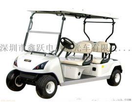 鑫跃4座电动观光车XY-C4