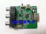 HDMI转换器 视频转换器板卡方案开发设计