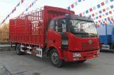 解放J6L6.8米高栏货车