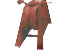 CB/T3844-2000滚轮闸刀掣链器