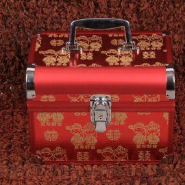 手提18寸化妆箱包 美甲银河至尊娱乐登录收纳铝箱