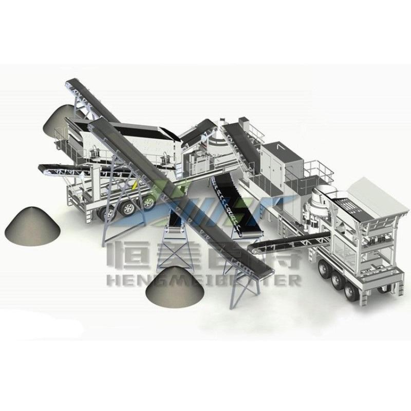 山东山石破碎机厂家 花岗石破碎机型号报价