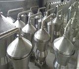 蒸馏设备 夹层酒精发酵罐 酿酒设备 接酒溜