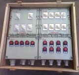 明装壁挂式防爆动力检修箱